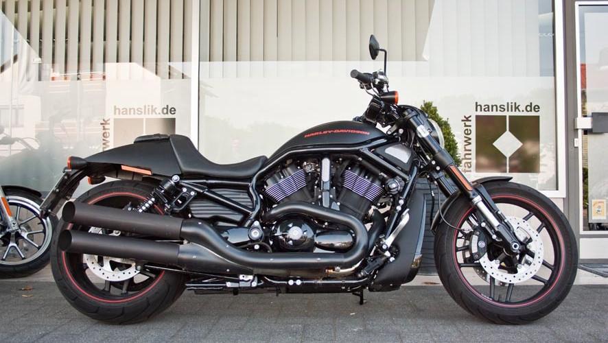 Harley Davidson - Fahrschule Hanslik Maintal