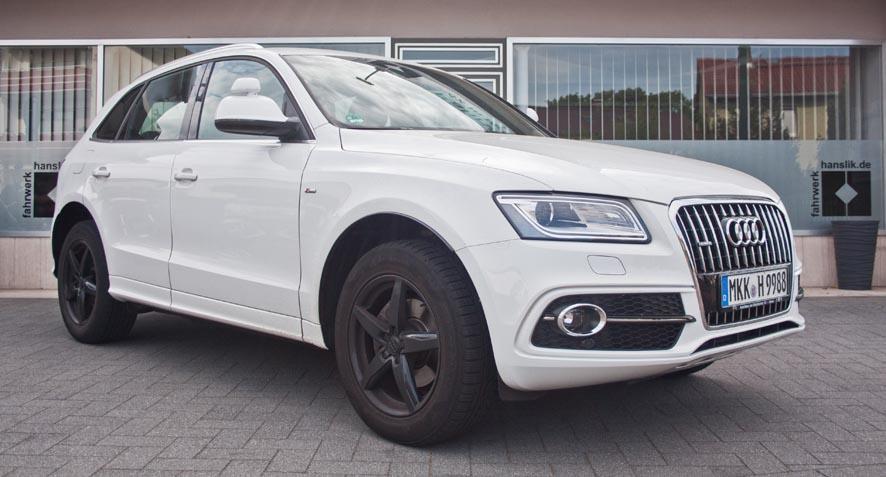 Audi Q5 (Automatik) - Fahrschule Hanslik - Maintal