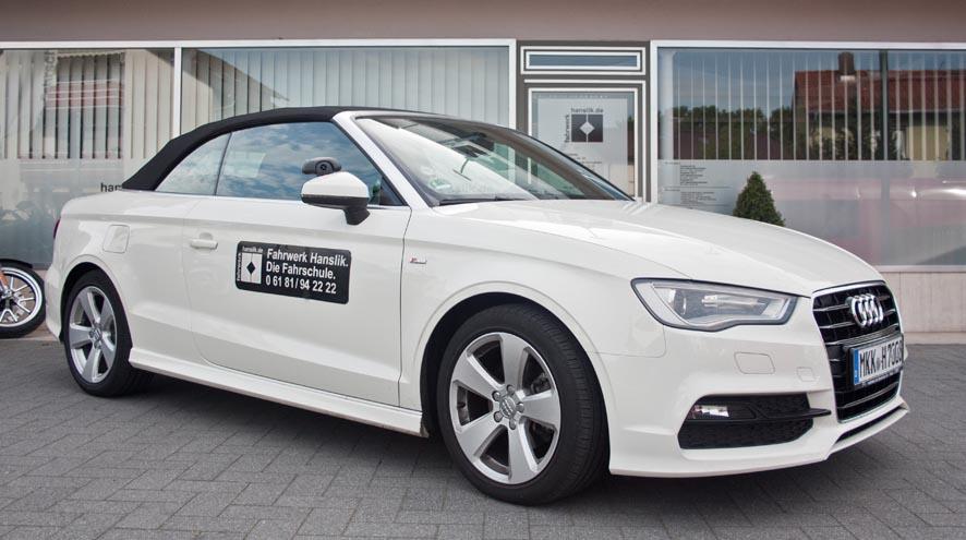 Audi TT - Fahrschule Hanslik - Maintal