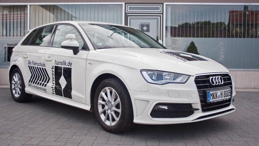 Audi A3 Sportback - Fahrschule Hanslik - Maintal